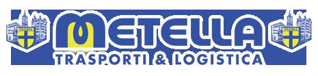Metella Trasporti & Traporti Logo