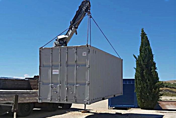 Metella Trasporto Container