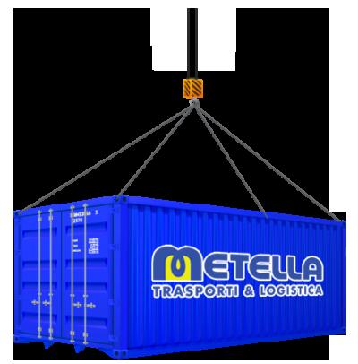 Metella container