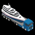 Metella Trasporto imbarcazioni